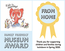 Family Friendly Museum Award