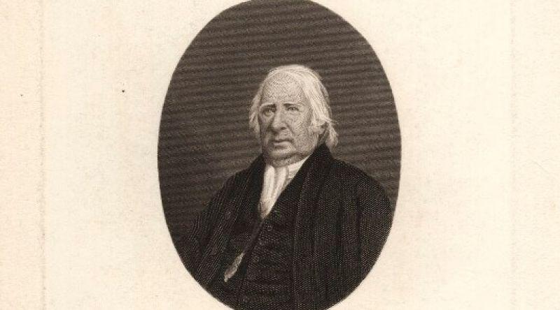 Oval portrait on cream mount