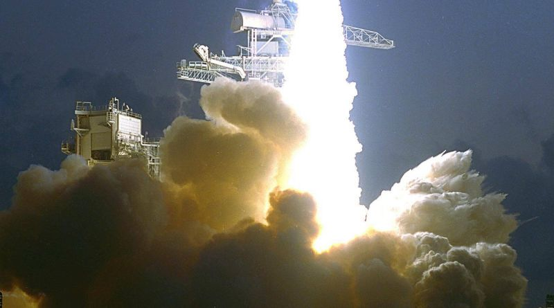 Space Shuttle Endeavour, NASA