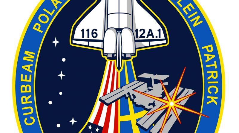 NASA Mission Patch