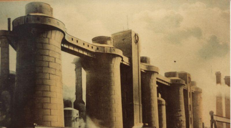 Skinningrove Blast Furnace 1874