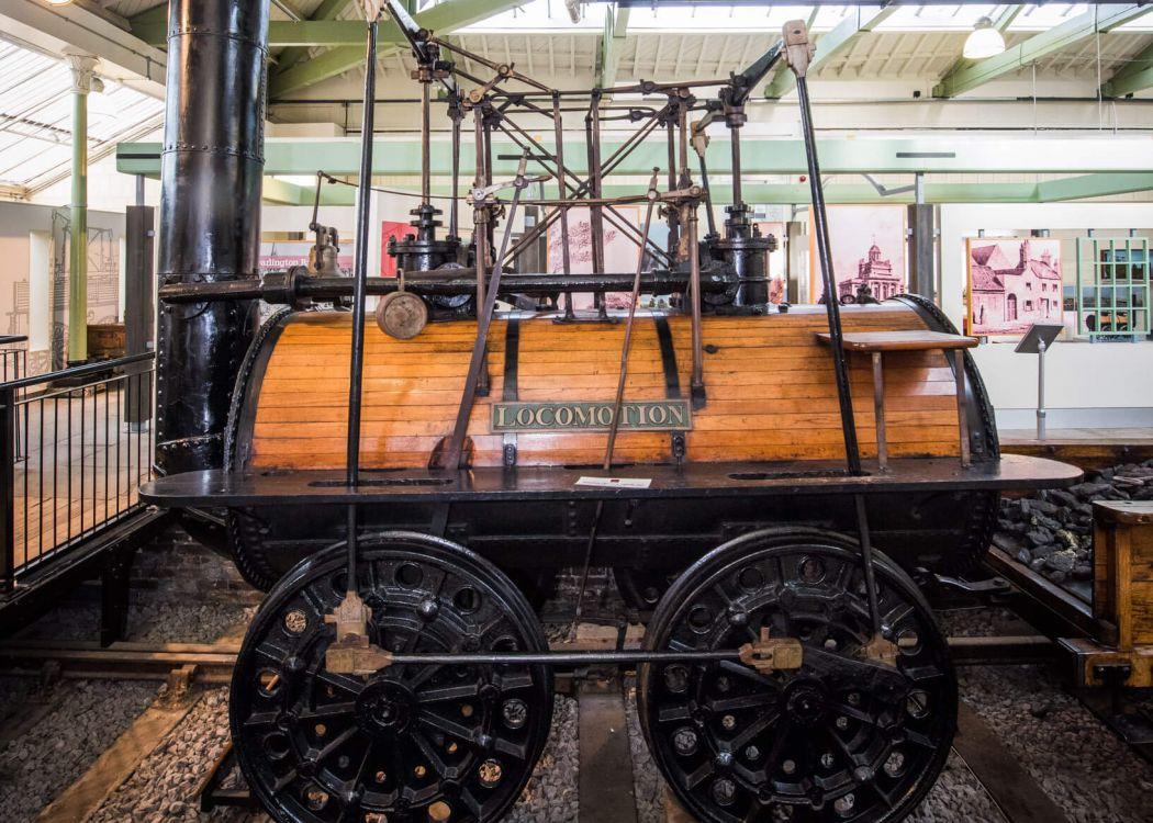 Head of Steam - Darlington Railway Museum - Tees Valley Museums