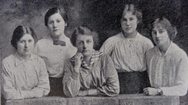 Vote 100: Women, Railways and World War One
