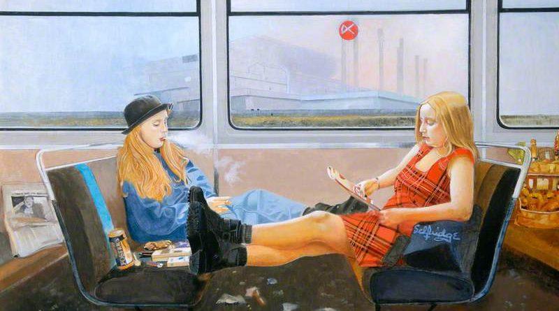 Porteous, Glynn, 1935-2003; Travelling Companions